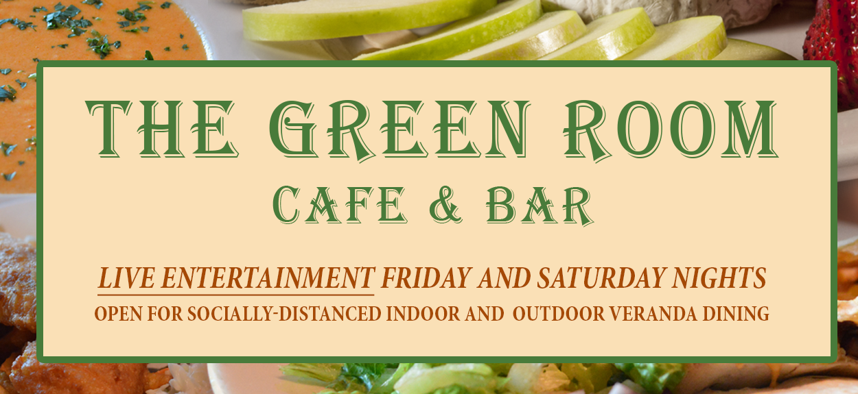 FST's Green Room Cafe and Bar