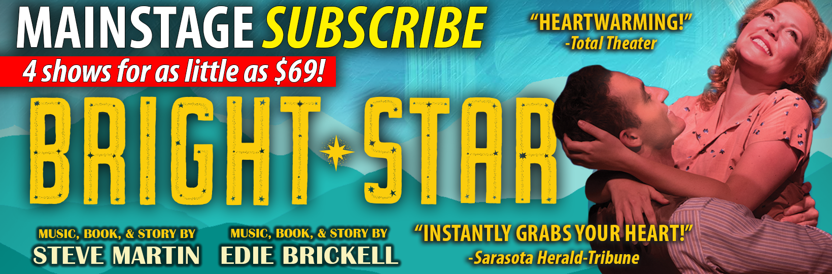 Bright Star - Subscribe