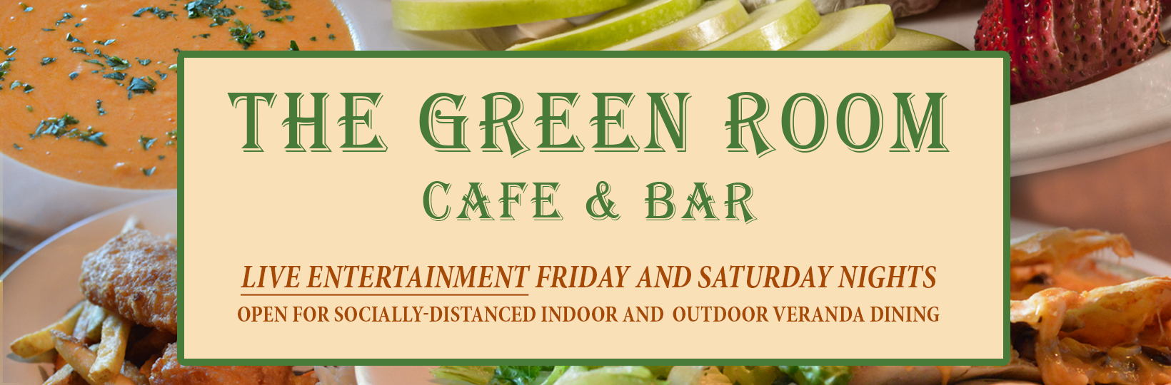 Green Room Cafe and Bar