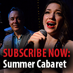 g. 2020 Summer Cabaret Saturday at 2pm