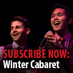 k. 2020 Winter Cabaret Sunday at 7:30pm